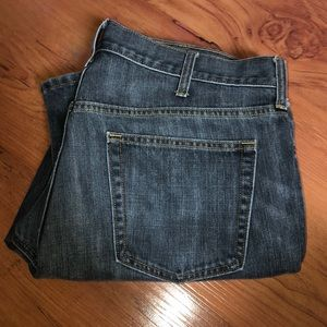 NWOT MENS OLD NAVY BOOTCUT JEANS